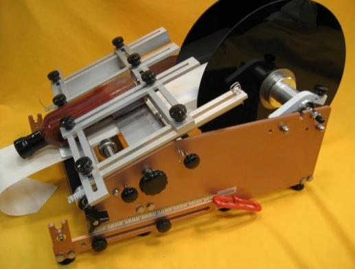 다용도만능 라벨부착기 (원형/타원/사각용기 가능)/포장기계/포장재료(No.1327076396)